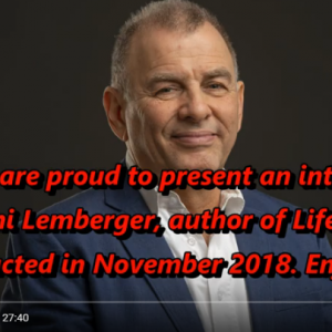 Interview with Dani Lemberger, author of LifePower